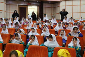 دومین روز هفته ملی کودک در کانون پرورش فکری مازندران