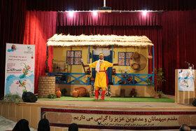 مرحله استانی بیست و دومین جشنواره قصهگویی کانون در رشت
