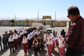 حضور کانون در شهر جدید امیرکبیر