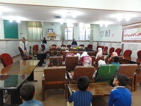 آغاز برنامههای هفته ملی کودک در کهگیلویه و بویراحمد/ روز کودکان با نیازهای ویژه