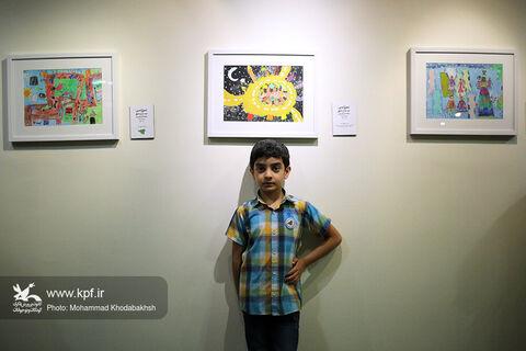 افتتاح نمایشگاه شهری که من دوست دارم