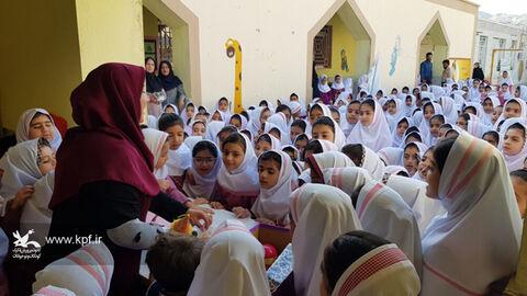 آغاز جشنهای  هفته ملی کودک در بستک