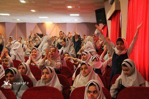دومین روز از هفته ملی کودک در منطقه رضویه
