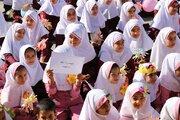 شادی بچهها در روز روستا