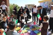 شادی و نشاط کودکان فرمهینی در هفته ملی کودک