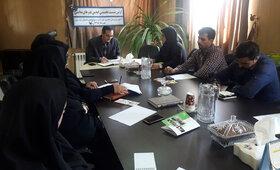 انجمن هنرهای نمایشی کانون استان اردبیل تشکیل جلسه داد