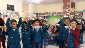 هفته ی ملی کودک در مراکز کانون البرز