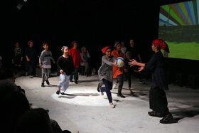 اجرای تئاتر «شگفتی» در مرکز تئاتر کانون