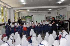 اجرای فعالیتهای فرهنگی، هنری برا ی کودکان روستای «قوهه»