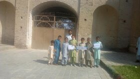 روز «کودک، محیط زیست، میراث فرهنگی و گردشگری»  در کانون سیستان و بلوچستان