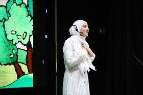 پایان دومین روز برگزاری مرحله استانی بیست و دومین جشنواره بین المللی قصهگویی در کانون قزوین