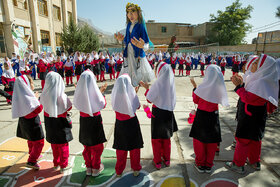 برنامههای هفته ملی کودک در کرمانشاه به روز سوم رسید