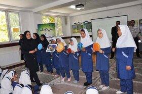 اجرای فعالیت های فرهنگی در هفته ملی کودک برای کودکان روستای «قوهه»