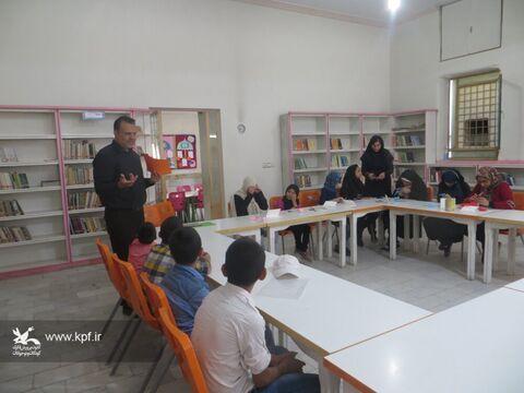 کودک، آموزش، سلامت و ایمنی در کانون پرورش فکری سیستان و بلوچستان