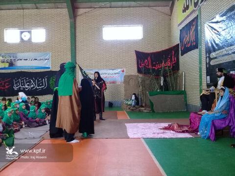 همایش سهسالههای حسینی در هفته ملی کودک