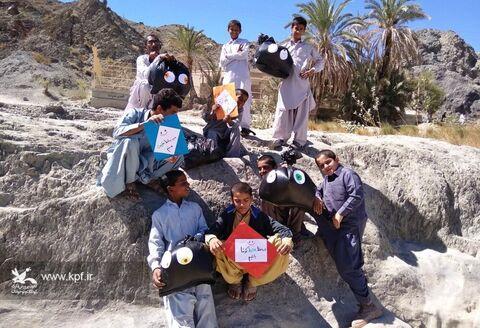 مراکز فرهنگیهنری سیستان و بلوچستان در روز «کودک، محیط زیست، میراث فرهنگی و گردشگری»