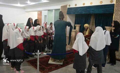 اعضای مرکز مجتمع زاهدان از موزههای محیط زیست و «جنوب شرق ایران» بازدید کردند