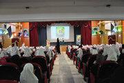 غنچههای زندگی به مناسبت هفتهی ملی کودک در کانون خلخال