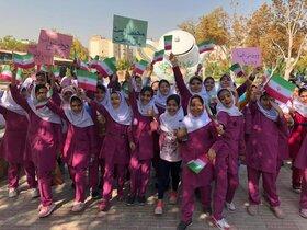 شادپیمایی کودکان در شیراز
