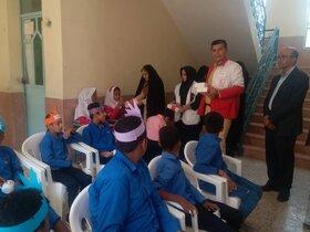 اجرای برنامه های آموزشی برای کودکان با نیازهای ویژه درجاسک