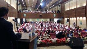 ویژه برنامه روز جهانی کودک در کانون البرز برگزار شد