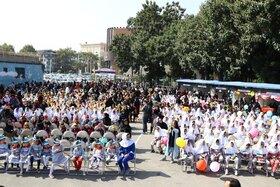 ویژه برنامه روز جهانی کودک در گرگان