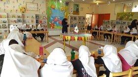 هفته ملی کودک در مراکز فرهنگی هنری کانون آذربایجان شرقی (3)