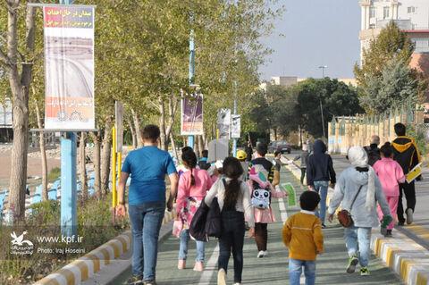 ویژهبرنامه «کودک و خانواده، نشاط و تندرستی» کانون اردبیل