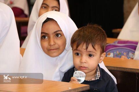 تبریک هفته ملی کودک با عطر شهدا