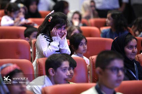 اختتامیه مسابقه نقاشی کودکان تهران