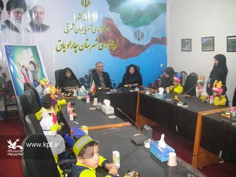 هفته ملی کودک در مراکز فرهنگی هنری کانون آذربایجان شرقی (۳)