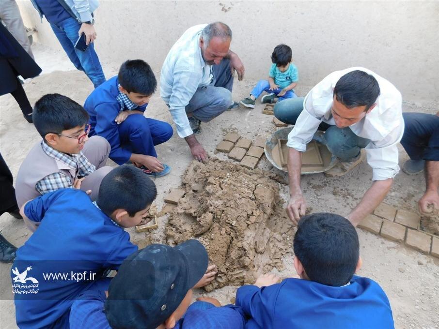 ویژه برنامهی «میراث کودکان در شهرستان ابرکوه» برگزار شد