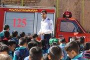 برگزاری کارگاه آموزشی اطفای حریق در کانون شماره یک و فراگیر بیرجند