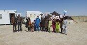ویژهبرنامهی مراکز سیار روستایی و پستی حوزهی سیستان برای کودکان عشایر