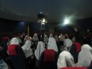 ویژه برنامهی نجومی « آشنایی با فضا » در مرکز نجوم کانون البرز برگزار شد
