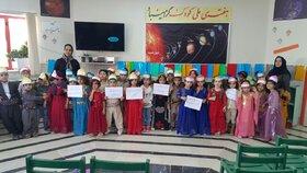 برگزاری هفته ملی کودک در مراکز کانون پرورش فکری استان کرمانشاه(۱)