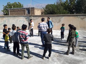 برگزاری هفته ملی کودک در مراکز کانون پرورش فکری استان کرمانشاه(۳)