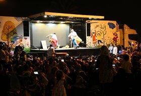 فعالیت گروه امداد فرهنگی پیک امید در گچساران