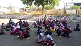 حضور مربیان کانون فارس در مدرسه شوریده شیرازی
