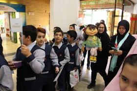 هفته ملی کودک و روز جهانی کودک ـ کانون تهران/ عکس: یونس بنامولایی