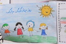 فعالیت پیک امید در حاشیه شهر مشهد