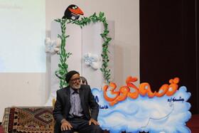 قصه گویی منتخبان مرحله استانی بیست و دومین جشنواره بین المللی قصه گویی در خراسان شمالی(۲)