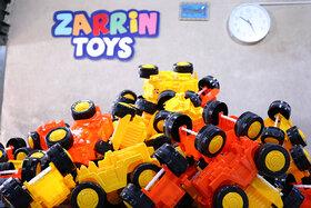 بازدید معاون تولید کانون از کارخانه اسباب بازی زرینتویز