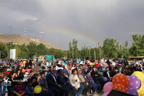 نمایشگاه روز جهانی کودک برپا شد