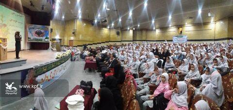 برگزاری هفته ملی کودک در مراکز کانون پرورش فکری استان کرمانشاه(۲)