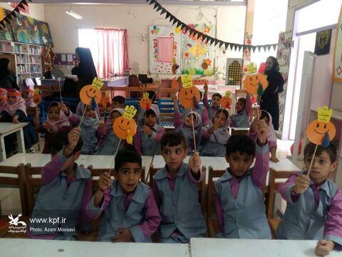 هفته ملی کودک در کانون فارس