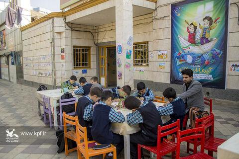 نشاط پاییزی در مراکز چهل و یک گانه کانون استان همدان