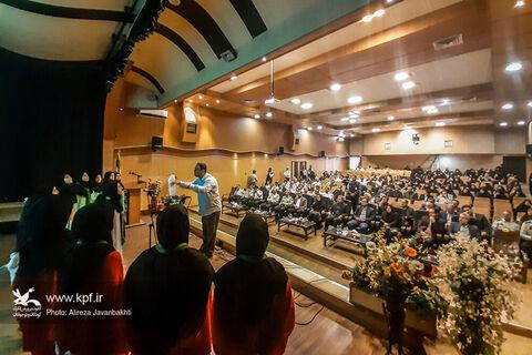 کانون استان در همایش طلایه داران ترافیک تقدیر شد