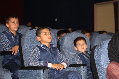 قصه گویی منتخبان مرحله استانی بیست و دومین جشنواره بین المللی قصه گویی در خراسان شمالی