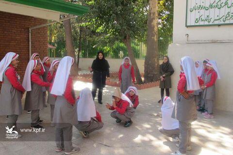 روز جهانی کودک در مرکز شماره 3 کانون کرج
